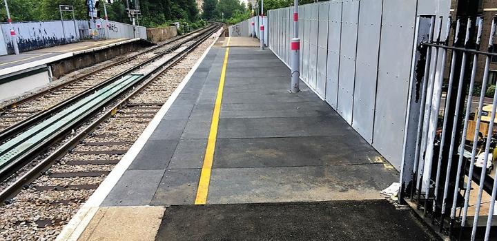 Westdown Train Station 3