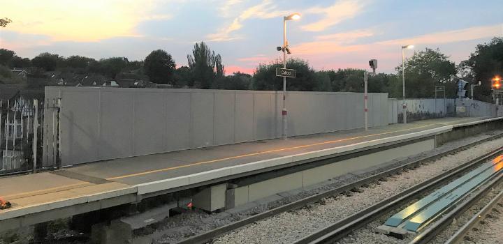 Westdown Train Station 4